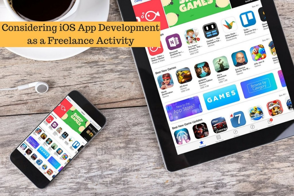 IOS app development as a freelance activity