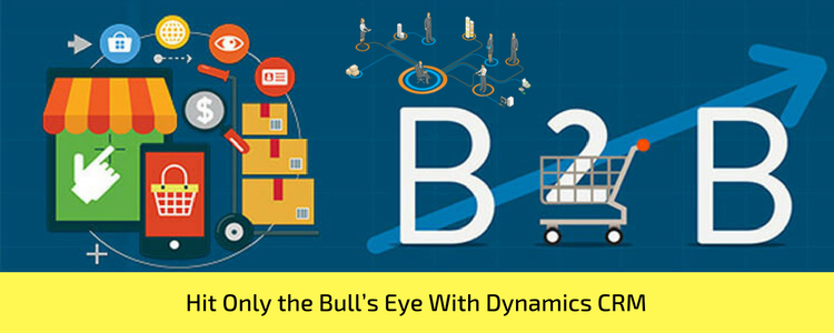 Hit only the bull's eye with Dynamics CRM